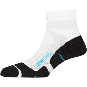 P.A.C. RN 5.1 Running Pro Short Socks Men, white